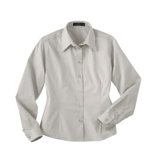 Ash City Vintage 77009 - Ladies Long Sleeve Twill Shirt