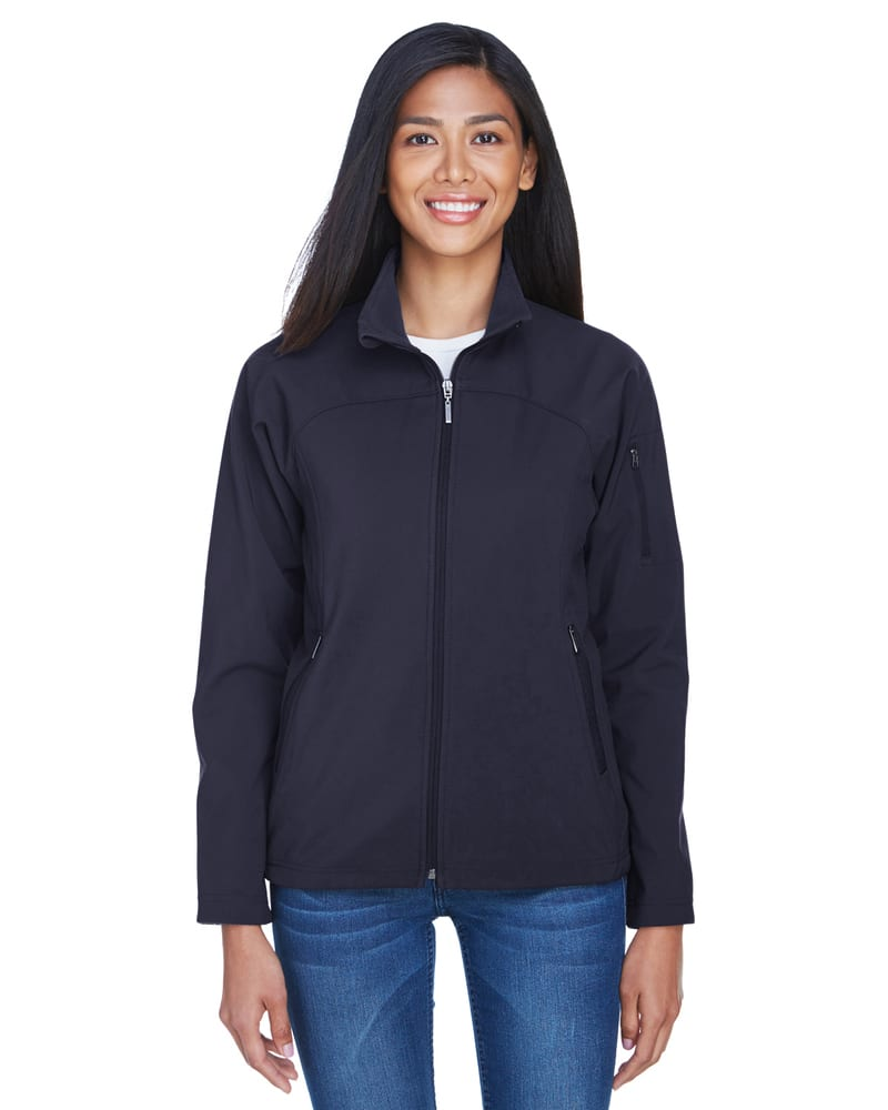 Ash City North End 78034 - Ladies' Performance Soft Shell Jacket