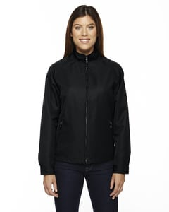 Ash City North End 78044 - Ladies Micro Twill Hip Length Jacket