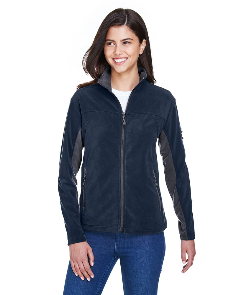 Ash City North End 78048 - Ladies' Full-Zip Microfleece Jacket