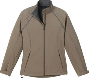 Ash City North End 78075 - Ladies Lightweight Soft Shell Jacket