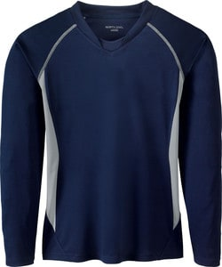 Ash City North End 78079 - Ladies Athletic Long Sleeve Sport Top