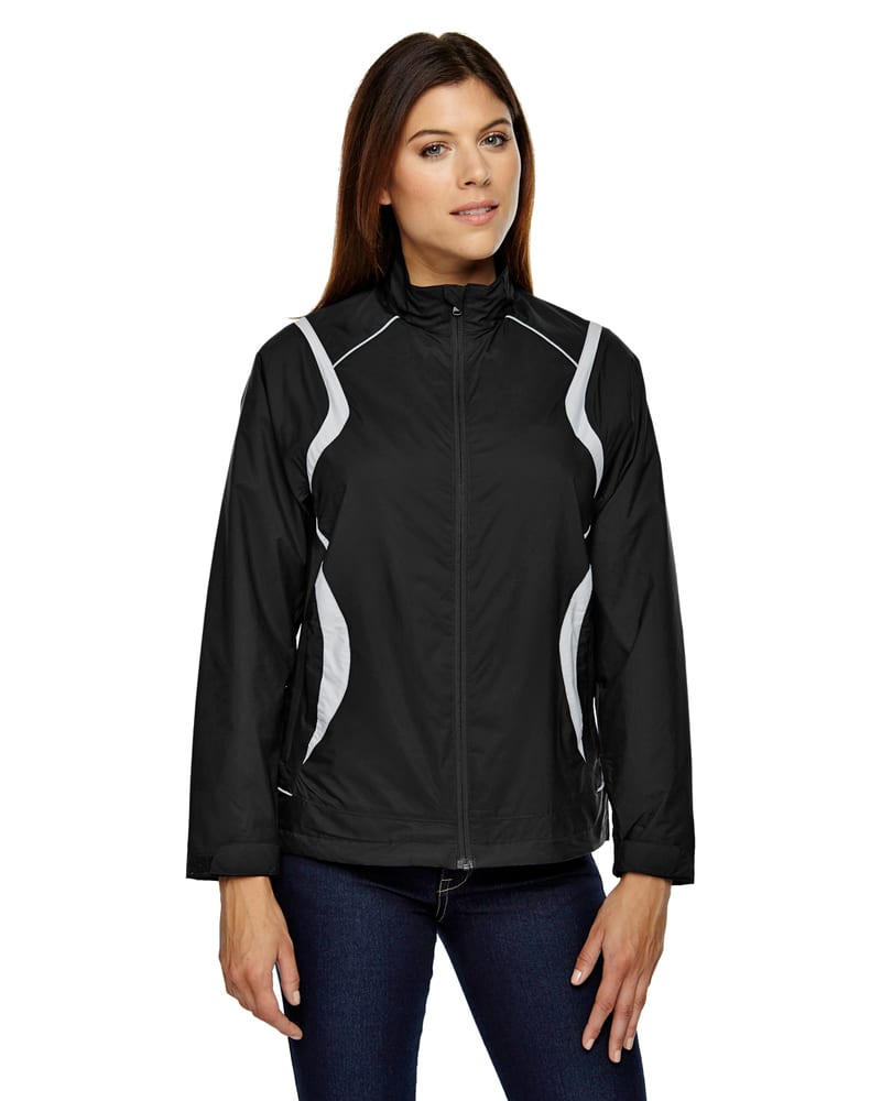 Ash City North End 78167 - Venture Ladies' Mini Ottoman Lightweight Jacket