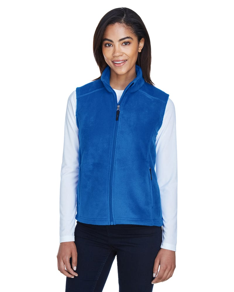 Ash City Core 365 78191 - JOURNEY CORE 365TM LADIES' FLEECE VESTS