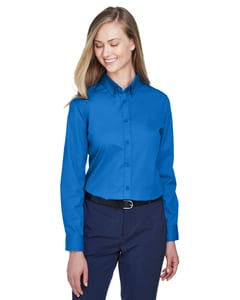 Ash City Core 365 78193 - Operate Core 365™ Ladies Long Sleeve Twill Shirts