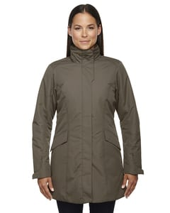 Ash City North End 78210 - Promote Ladies Insulated Car Jackets