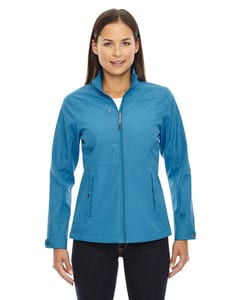 Ash City North End 78212 - Forecast Ladies 3-Layer Light Bonded Travel Soft Shell Jackets
