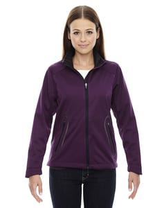 Ash City North End 78655 - Splice Ladies Soft Shell Jacket With Laser Welding