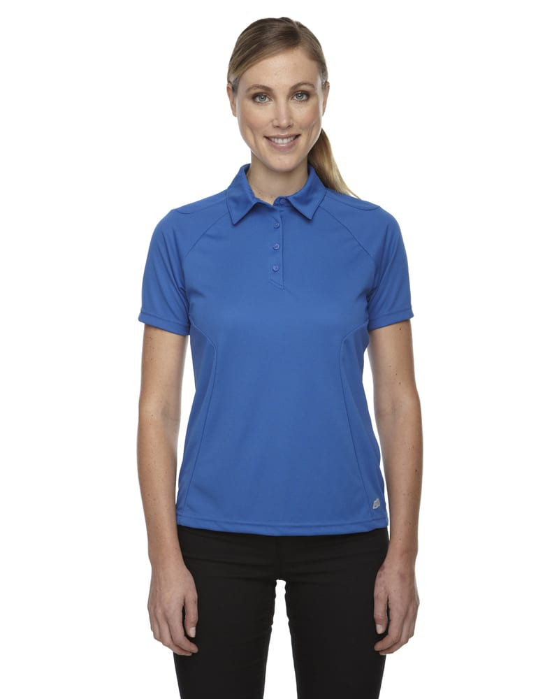Ash City North End 78658 - DOLOMITE LADIES' UTK cool.logikTM PERFORMANCE POLO