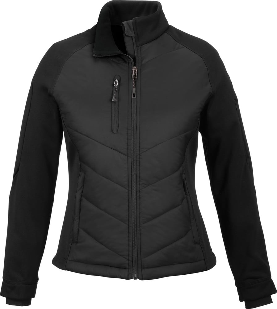 Ash City North End 78662 - Epic Ladies'Insulated Hybrid Bonded Fleece Jacket