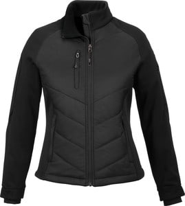 Ash City North End 78662 - Epic Manteau Hybride Isolé En Molleton Contrecollé