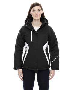Ash City North End 78664 - Apex Ladies Insulated Seam-Sealed Jacket