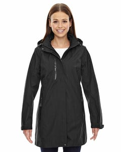Ash City North End 78670 - Metropolitan Ladies Lightweight City Length Jacket