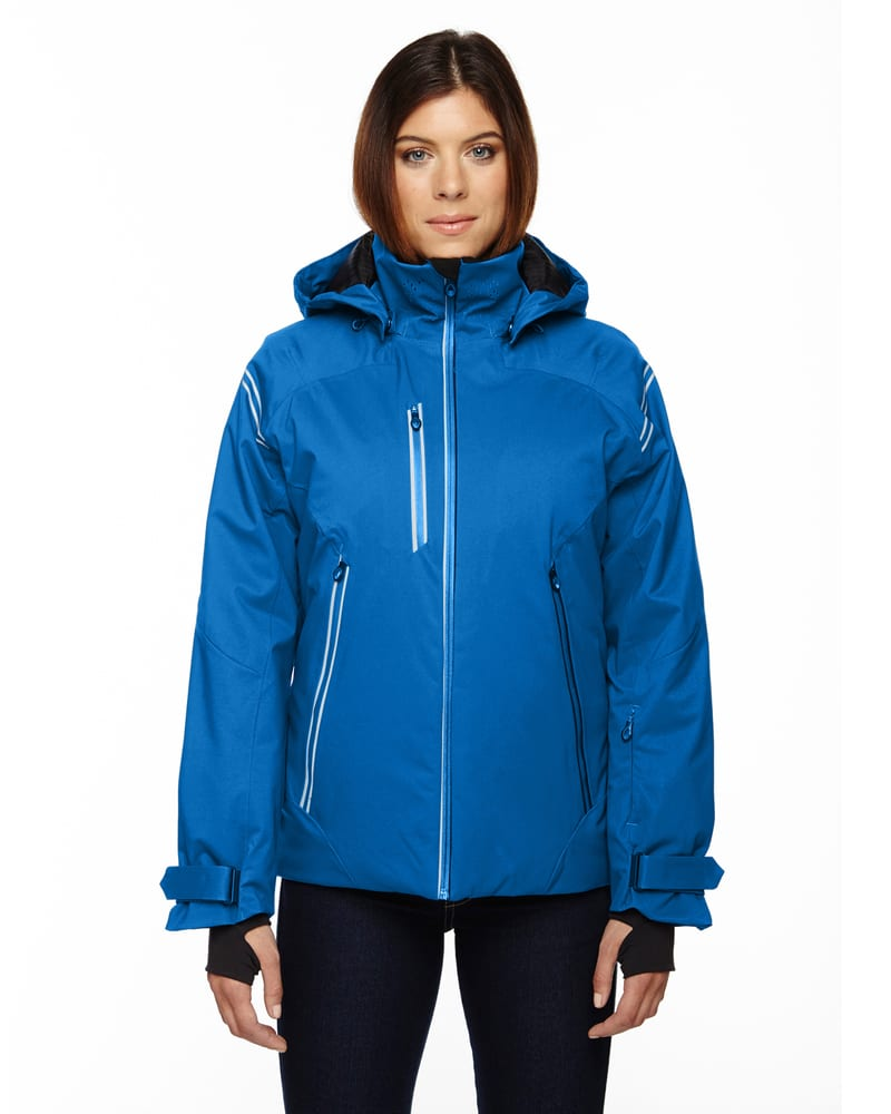 Ash City North End 78680 - Ventilate Ladies'Seam-Sealed Insulated Jacket