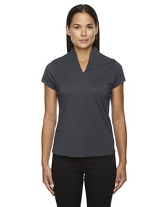 Ash City North End 78687 - WEEKEND LADIES COTTON BLEND UTK cool.logikTM PERFORMANCE POLO