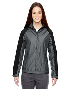 Ash City North End 78695 - Borough LadiesLightweight Jacket With Laser Perforation