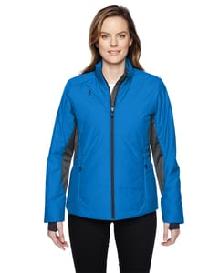 Ash City North End 78696 - Immerge Ladies Insulated Hybrid Jackets With Heat Reflect Technology