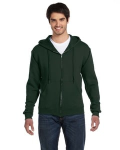 Fruit of the Loom 82230 - ® 12 oz. Supercotton™ 70/30 Full-Zip Hood