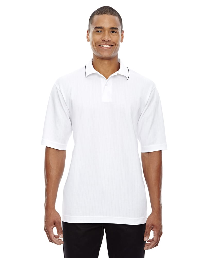 Ash City Extreme 85067 - Men's Edry™ Needle Out Interlock Polo