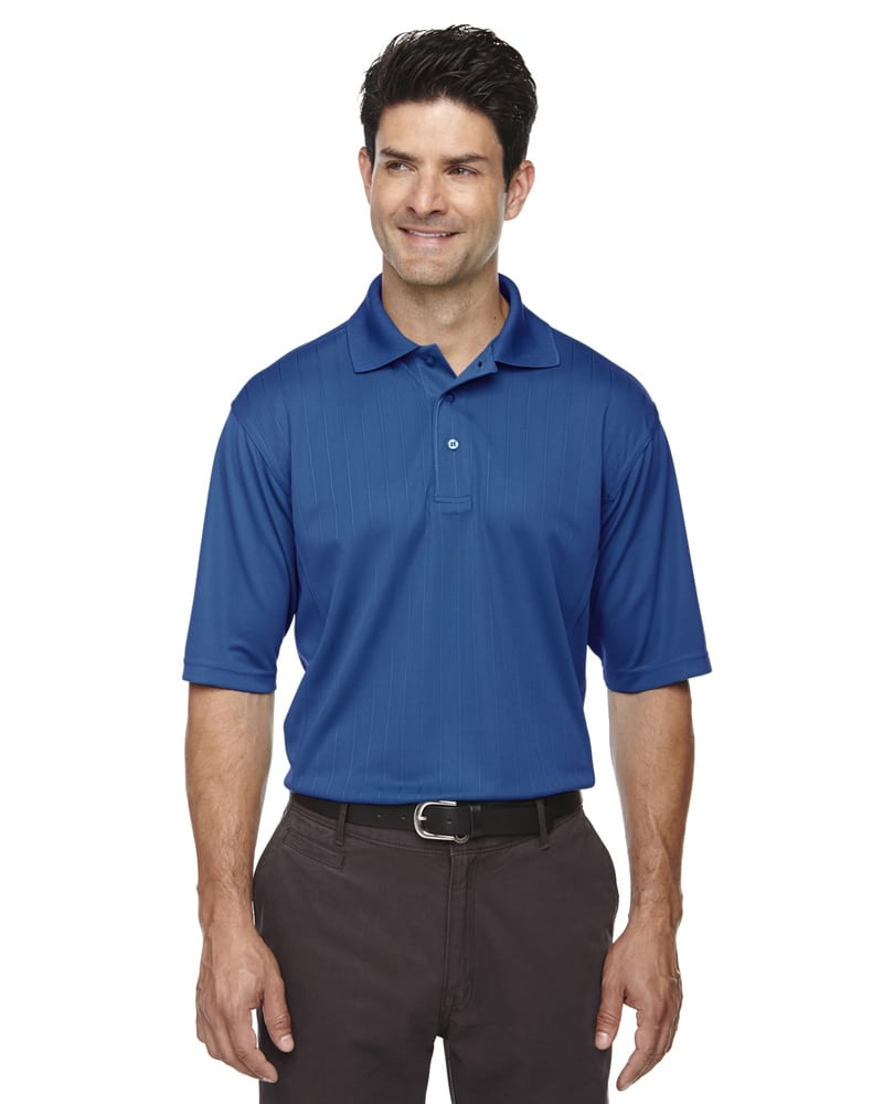 Ash City Extreme 85092 - Men's Eperformance™ Jacquard Pique Polo