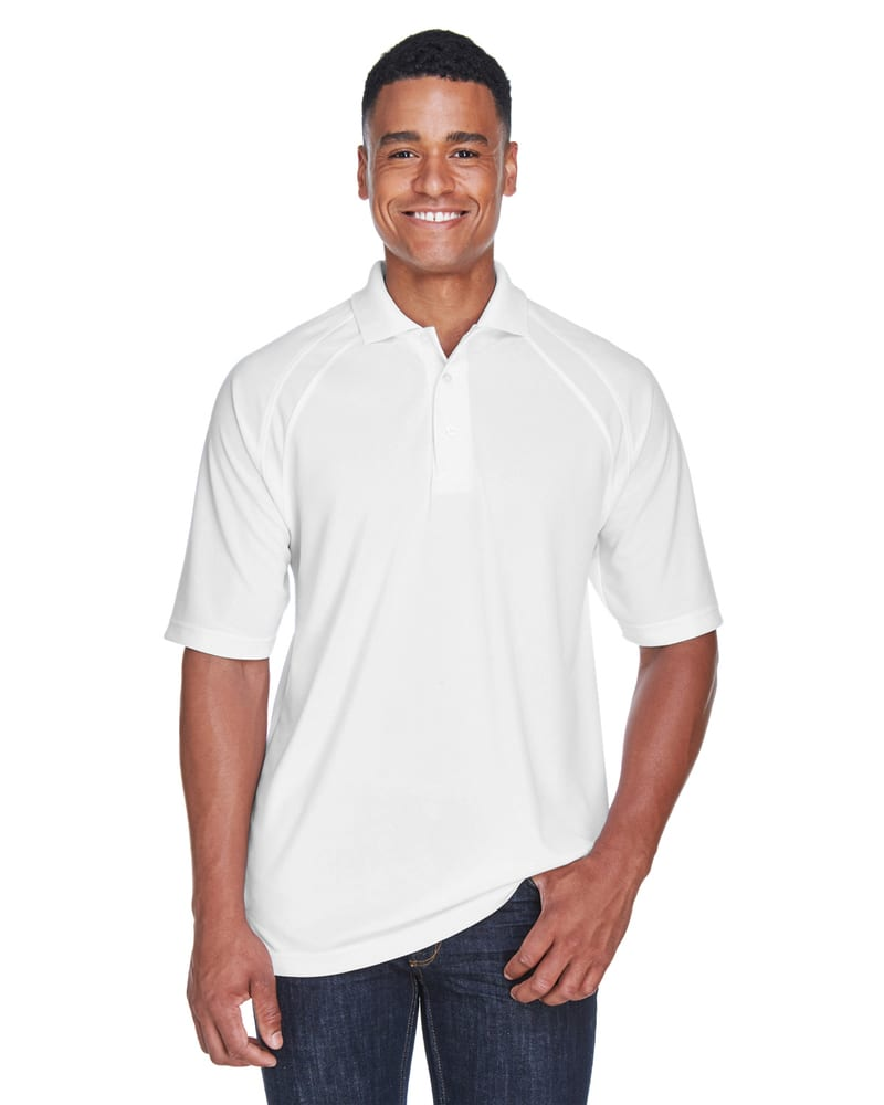 Ash City Extreme 85093 - Men's Eperformance™ Ottoman Textured Polo