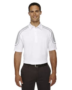 Ash City Extreme 85103 - Mens Edry™ Color-Block Polo