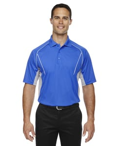 Ash City Extreme 85110 - Parallel Mens Snag Protection Polo With Piping