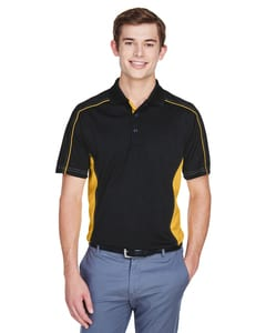 Ash City Extreme 85113 - Fuse Polos Mens Snag Protection Plus Color-Block Polos