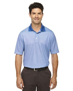 Ash City Extreme 85115 - LaunchMensSnag Protection Striped Polo