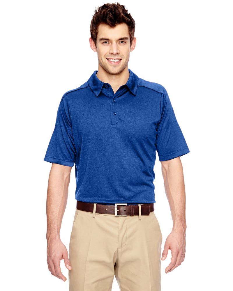 Ash City Extreme 85117 - Fluid Men's Eperformance™ Melange Polo