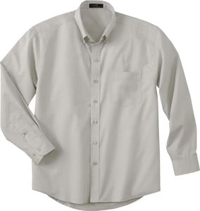 Ash City Vintage 87015 - Mens Long Sleeve Twill Shirt