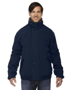 Ash City North End 88009 - Mens 3-In-1 Bomber Jacket