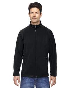 Ash City North End 88095 - Manteau Pour Homme Non Doublé En Micro-Molleton