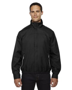 Ash City North End 88103 - Mens Micro Twill Bomber Jacket