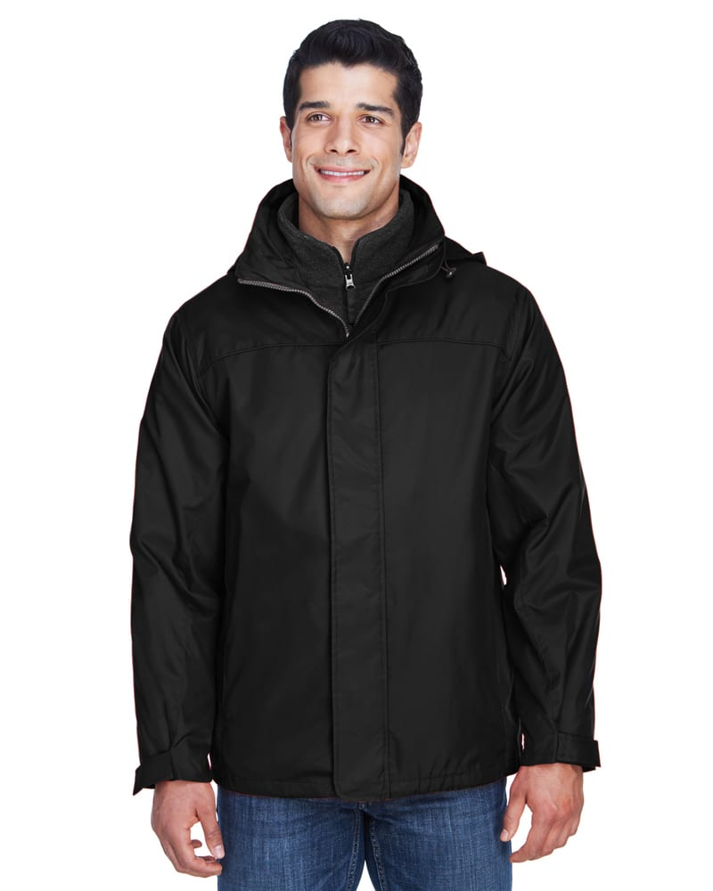 Ash City North End 88130 - Men's 3-In-1 Jacket