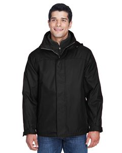 Ash City North End 88130 - Manteau 3-En-1 Pour Homme