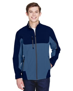 Ash City North End 88156 - Compass Mens Color-Block Soft Shell Jacket