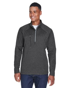 Ash City North End 88175 - Catalyst Mens Performance Fleece Half-Zip Top