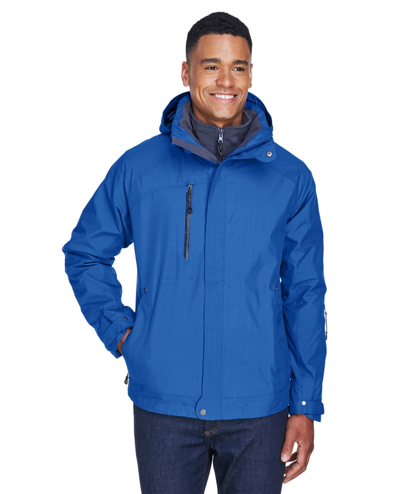 NEW CAPRICE LADIES/3-IN-1 JACKET WITH SOFT SHELL LINER/ Ash City North End 78178