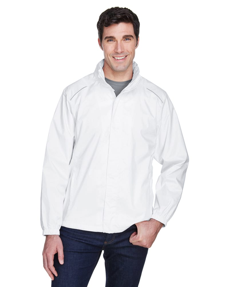 Ash City Core 365 88185 - Climate Tm Men's Seam-Sealed Lightweight Variegated Ripstop Jacket