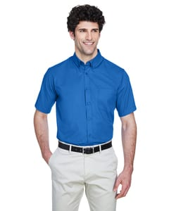 Ash City Core 365 88194 - Optimum Core 365™ Mens Short Sleeve Twill Shirts