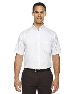 Ash City Core 365 88194T - Optimum Core 365™ Mens Short Sleeve Twill Shirts