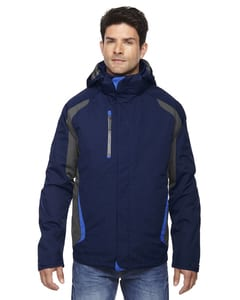 Ash City North End 88195 - Height Mens 3-In-1 Jackets With Insulated Liner