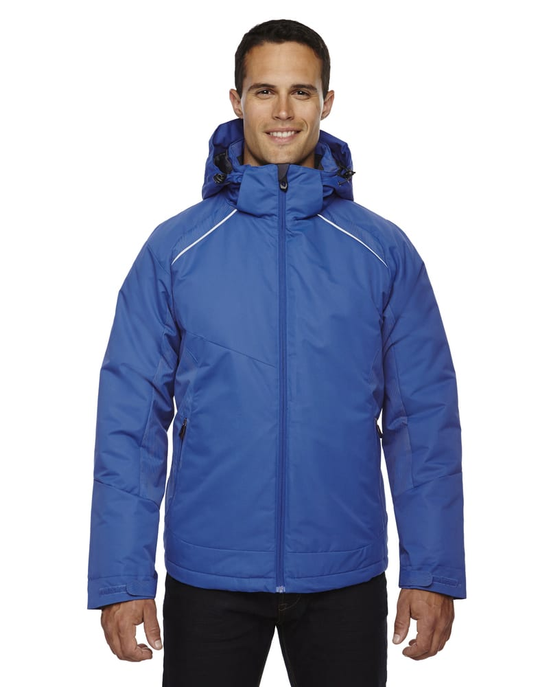 Ash City North End 88197 - Linear Men's Insulated Jackets With Print