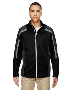 Ash City North End 88201 - Strike Mens Colour-Block Fleece Jacket