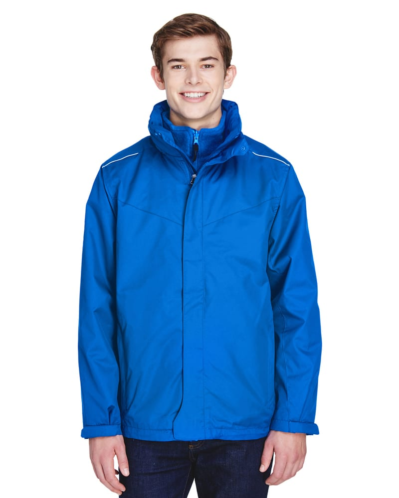 Ash City Core 365 88205 - Region Men's 3-In-1 Jackets With Fleece Liner