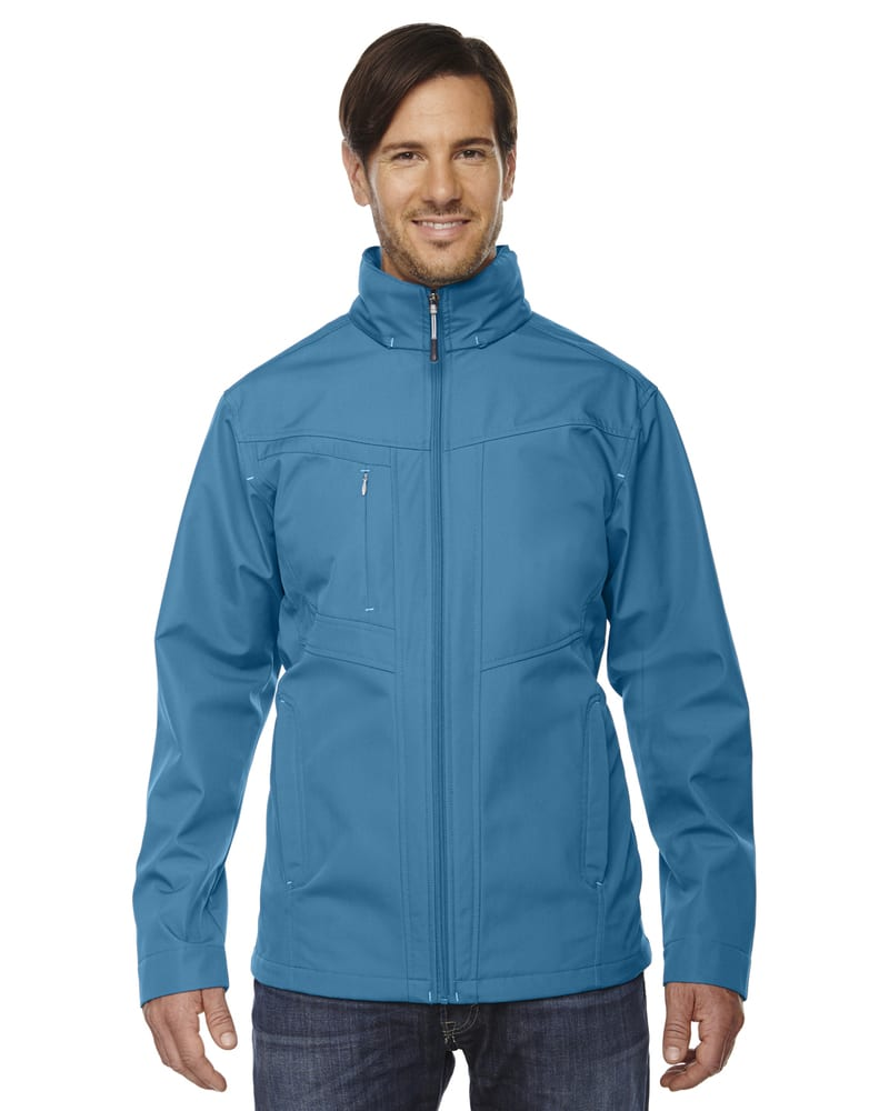 Ash City North End 88212 - Forecast Men's 3-Layer Light Bonded Travel Soft Shell Jackets