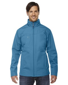 Ash City North End 88212 - Forecast Mens 3-Layer Light Bonded Travel Soft Shell Jackets
