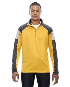 Ash City North End 88214 - Quick Mens Performance Interlock Half-Zip Tops