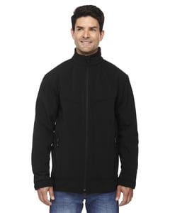 Ash City North End 88604 - Mens 3-Layer Soft Shell Jacket